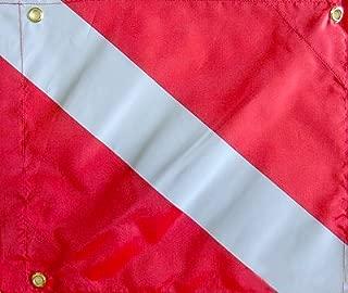 Trident Dive Flag 14