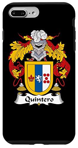 iPhone 7 Plus/8 Plus Quintero Coat of Arms - Family Crest Case