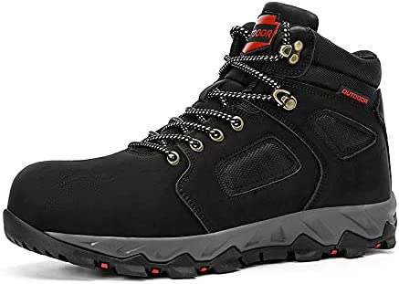 Combat Boots For Men Steel Toe Tactical Boots For Men K899