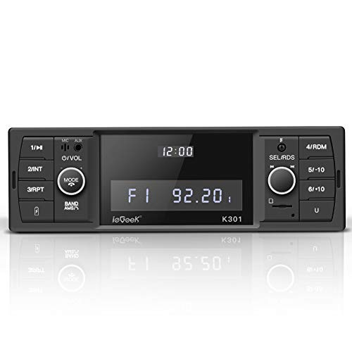 IeGeek Autoradio Bluetooth