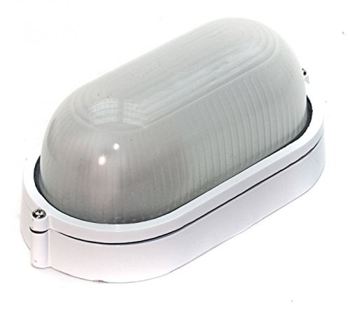 REV ritter lampe ovale en aluminium noir 60 w blanc 0590052555