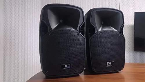 CFSAFAA Intelligenter Lautsprecher Skty Tragbare 12-Zoll-Karaoke-professionelle Audio-Bluetooth-Subwoofer Smart-Lautsprecher Ausrüstung zum Abspielen von Audiosignalen