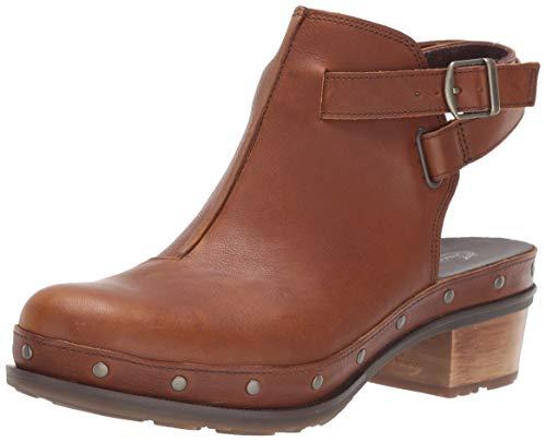 Chaco Women's Cataluna Clog Shoe, Ochre, 10.5 M US