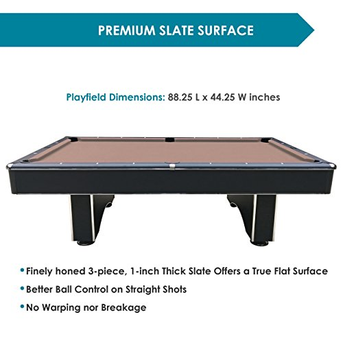 Harvil 8-Foot Slate Pool Table Review