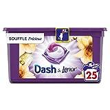 Dash 3en1 - Soplador precioso, pack de 3 x 25 lavados