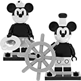 LEGO 71024 Disney Série 2 Minifigurines : Souris Mickey Vintage #1 & Minnie