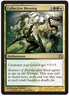 Magic: the Gathering - Collective Blessing (150) - Return to Ravnica