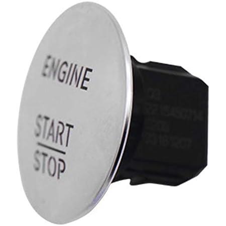 Keyless Go Start Stop Druckknopf Motor Zündschalter 2215450714 Passend Für Benz W164 W205 Baumarkt