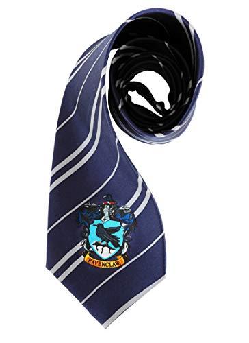 Harry Potter Official Ravenclaw Necktie Blue