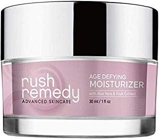 Rush Remedy - Advanced Skincare Ageless Moisturizer For Face And Neck- Anti Agin Skin Solution Deep Hydration