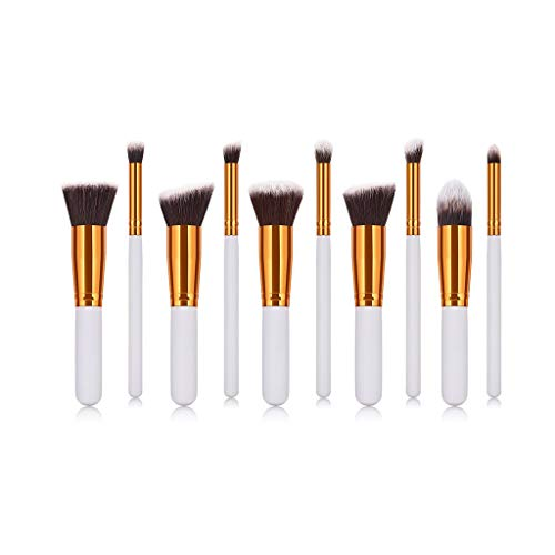 Learn More About Startview 10 PCS Make Up Foundation Eyebrow Eyeliner Blush Cosmetic Concealer Brush...