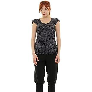 Customer reviews 3Elfen Summer Woman T-Shirt Puff Sleeve Designer Shirts Girls Cloth - Flower 3XL