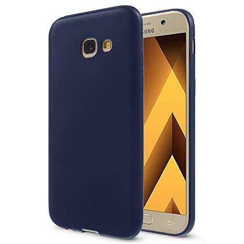 Ultra-Slim Hülle für Samsung Galaxy A5 (2017)   in Blau   Cover Hülle