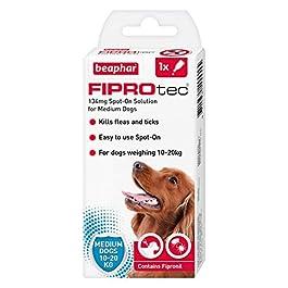Beaphar FIPROtec Spot On Medium Dog 1 Pipette