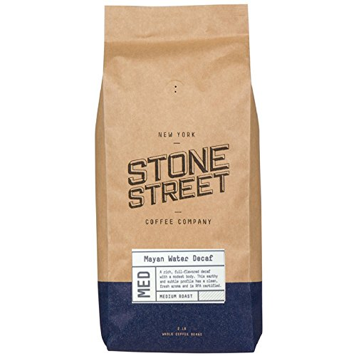 Stone Street Decaf Swiss Water Process Whole Bean Coffee