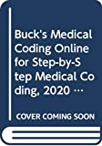 Buck's Medical Coding Online for Step-by-Step Medical Coding, 2020 Edition (Access Code, Textbook and Workbook Package)