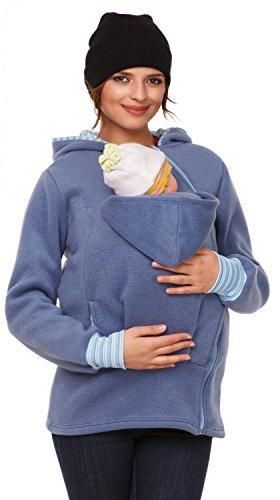 Sudadera polar para porteo Happy Mama