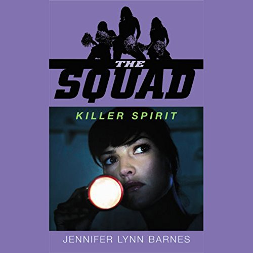 Killer Spirit audiobook cover art