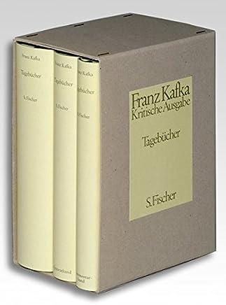 Tagebücher. Kritische Ausgabe. Textband / Apparatband / Kommentarband: Schriften, Tagebücher, Schriften