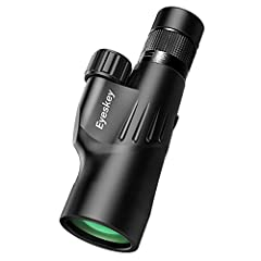 This 10-30X Zoom Monocular Allows You To See Beautiful & Interesting Things 10-30X Closer And Get Clearer and Brighter Range Of View With 50mm Lens. It Also Offers You The Most Pleasant Viewing Feelings. Your Eyes Will Not Be Easy To Get Tired . Wate...
