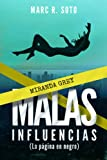 MALAS INFLUENCIAS: Colección Thriller y Novela Negra