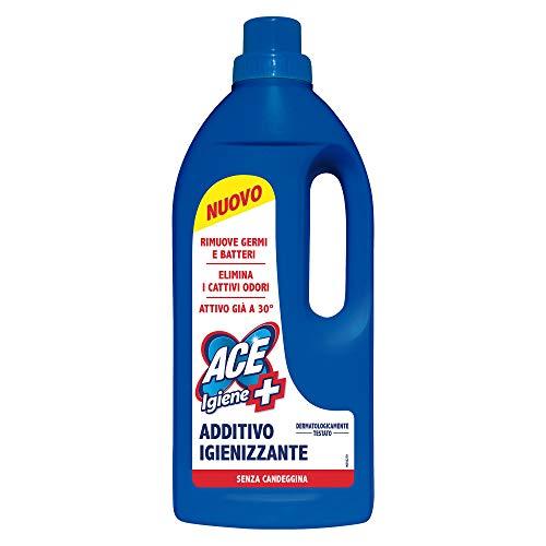 ACE IGIENE + Liquido – Additivo Igienizzante senza Candeggina, Flacone da 900 ml