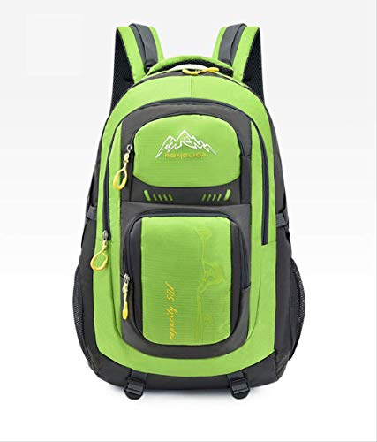 Men's Backpack 50L Backpack Sports Backpack Hiking Backpack Neutral Nylon For Hiking Outdoor Climbing Backpack For Men