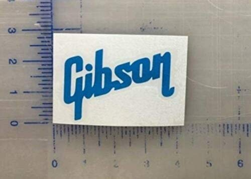 Gibson Special Campaign Vinyl Decal 2.5