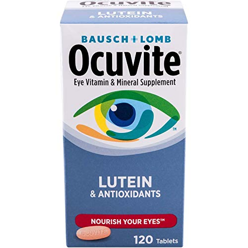 Ocuvite with Lutein 120 Tabs