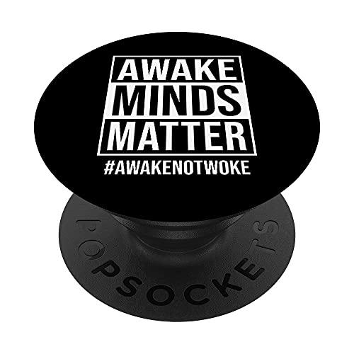 Despierto, no despierto PopSockets PopGrip Intercambiable