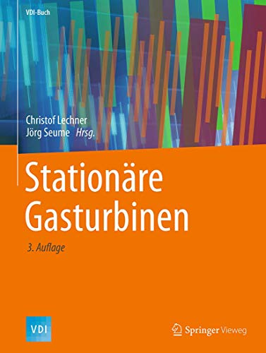 Stationäre Gasturbinen (VDI-Buch)