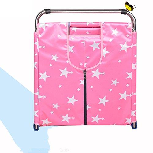 Baignoire pliable épaississement des ménages adultes Outsized portable pliant isolation de la baignoire Durable facile à nettoyer pliage secondaire (Couleur : 2)