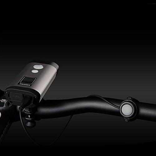 Ravemen Luce LED Posteriore per Bicicletta display intelligence