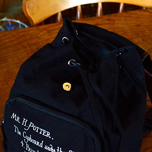 GiftsOnline4U-Personalised-Harry-Potter-Backpack-PrintedNamePrintingKidsRucksackHigh-QualityDurable-FabricSchool-Hogwarts