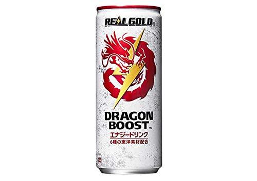 コカ・コーラ リアルゴールド ドラゴンブースト 250mlX24本