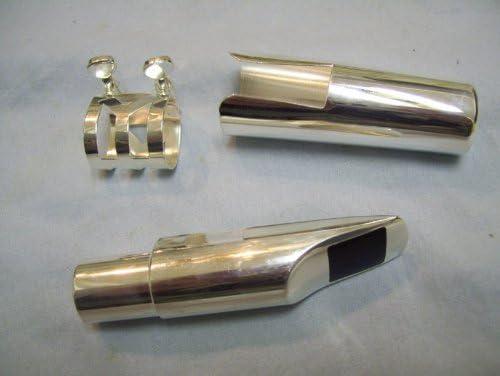 Don't miss the campaign Alto Saxophone mouthpiece Import metal