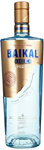 Baikal Ice Vodka, Russischer Premium Wodka Mit Eis Des Baikalsee Hergestellt, 40{51d625aea4938539df91ccefa9351908fe4517a2fcfe608ff327095c61c2ca0e}