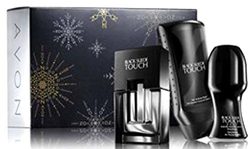 Avon Avon geschenkset black suede touch