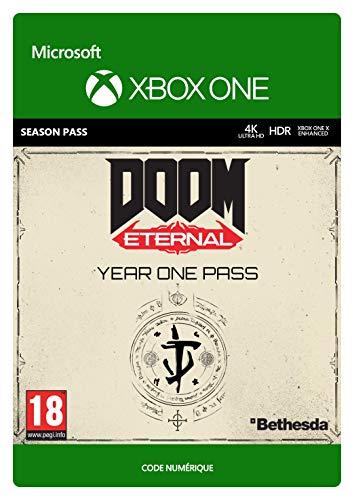 Doom Eternal Year One Pass | Xbox One – Code jeu à télécharger