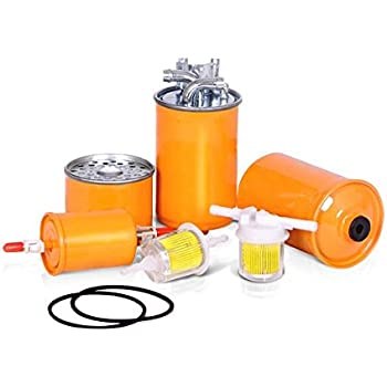 JC PREMIUM B33047PR Kraftstofffilter Spritfilter Kraftstofffilter Leitungsfilter