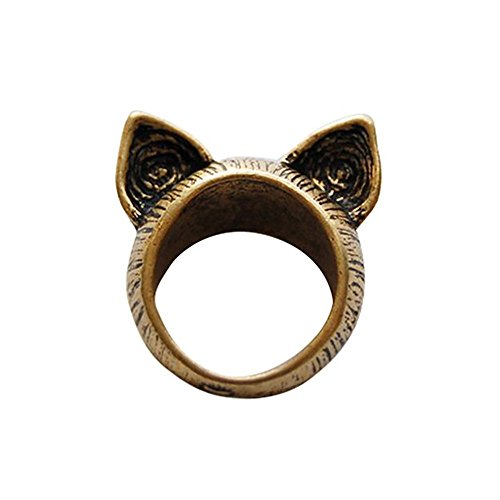 Meowingtons Bengal Cat Ring