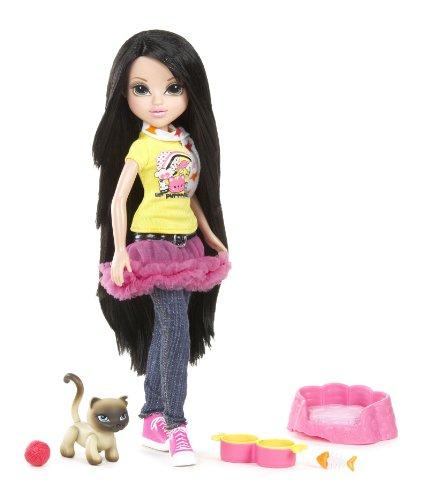 Moxie Girlz – Pets – Lexa et son Chat – Poupée 26cm et son Animal de Compagnie (Import Royaume-Uni)