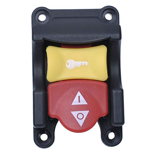 089110109712 Table Saw Switch Compatible with Ryobi Replacement Parts Compatible with Ryobi 10 inch Table Saw, Power Tool Switch 120V/250V