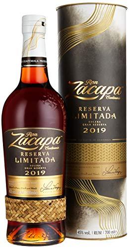 Zacapa Reserva Limitada Rum 2019 (1 X 0.7 L)