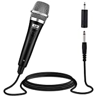 Moukey Dynamic Cardioid Home Karaoke Microphone