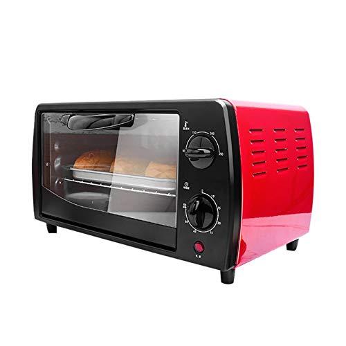 Horno de tostadora compacta con calefacción por infrarrojos doble, bandeja de migas y 1300 vatios de cocción tostadora tostadora tostadora Tamaño compacto, fácil de controlar con ajuste de tostada de