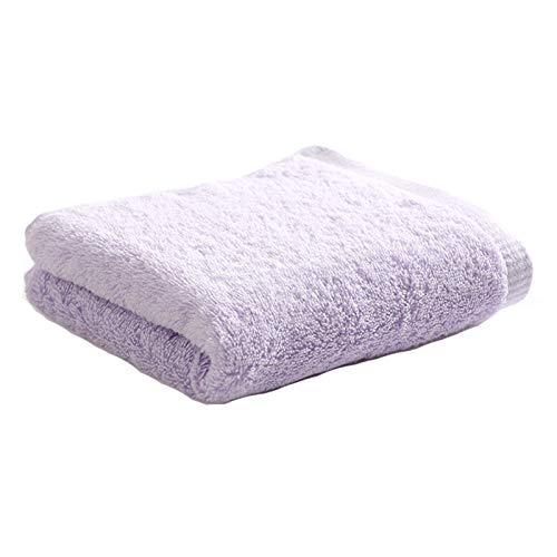 NAFE Mano Toallas de baño, 100% algodón de Secado rápido Toallas de Mano, 13.7X 29.1 Pulgadas, 6 Colores Lilac