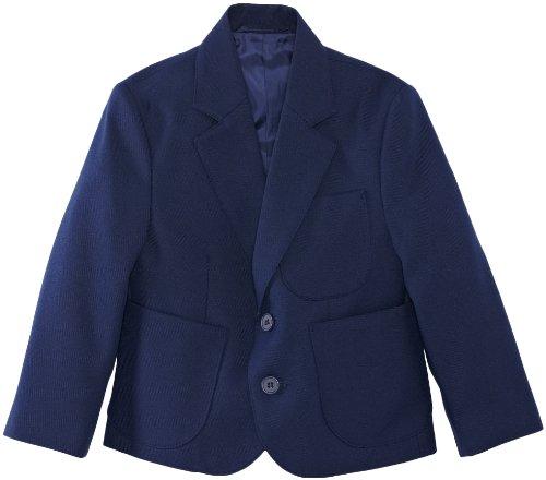 Blue Max Banner Ziggys Jungen Blazer mit Reißverschluss Gr. 34 cm, königsblau