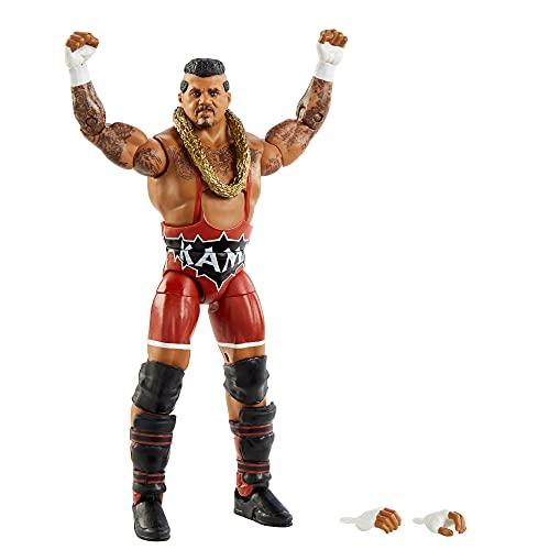 WWE Élite Figura Kama (Mattel GVB68)