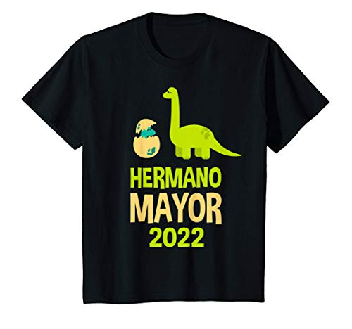 Niños Hermano Mayor 2022 Shirt Big Brother Camiseta